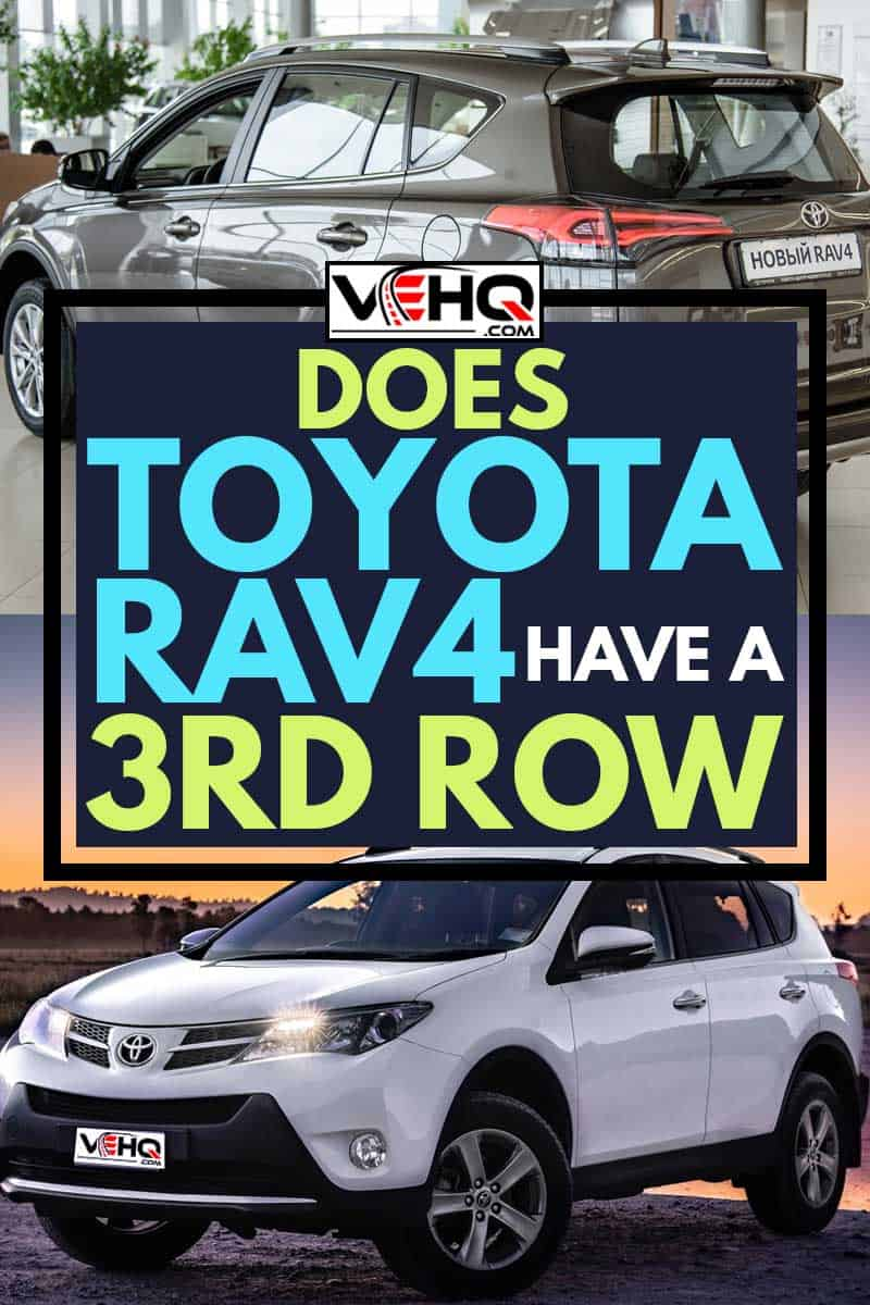 collage of two awesome RAV4, Does Toyota RAV4 Have A 3rd Row?