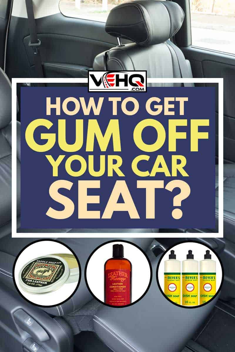Leather car seat with amazon products that will help you getting rid of gums in your leather car seats, How To Get Gum Off Your Car Seat