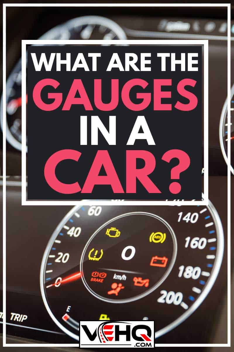 Automotive electronic instrument panel, What Are The Gauges In A Car?