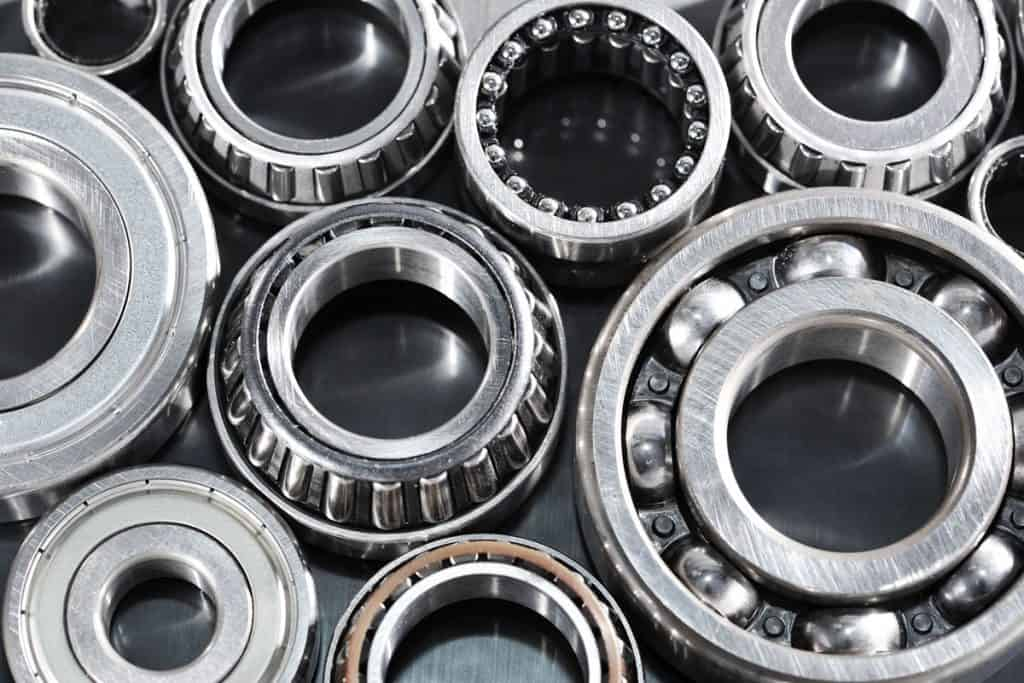Car ball bearings