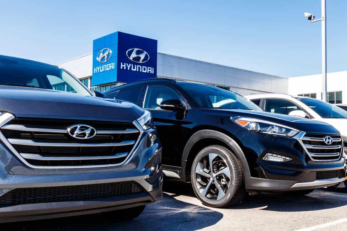 Hyundai Motor Company Dealership.