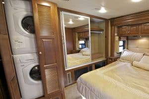 How Much Water Does an RV Washer Use?