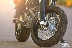 Can A Motorcycle Tire Be Plugged Or Patched?