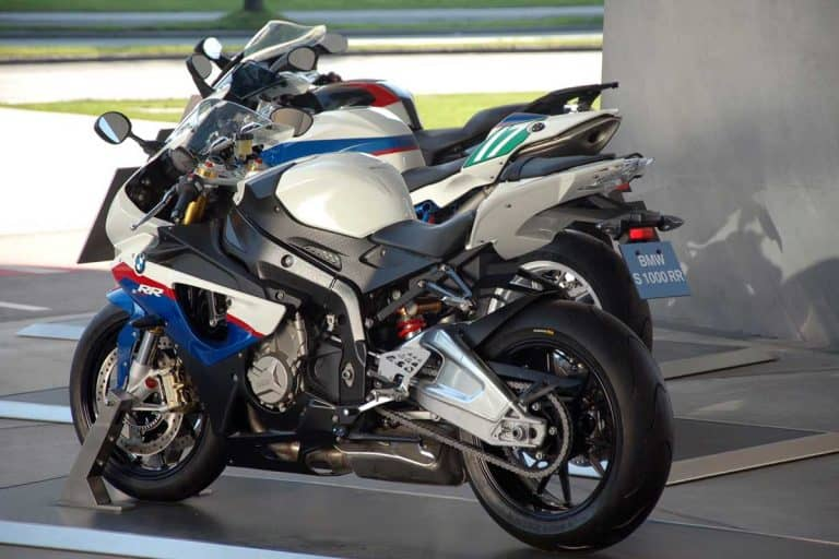 Side view of BMW S 1000 RR sport bikes, 8 Most Reliable Motorcycle Brands