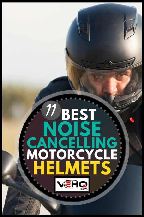 Motorcycle rider gear for a long ride on the street, 11 Best Noise Cancelling Motorcycle Helmets