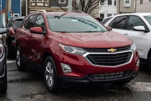 Does The Chevy Equinox Have A 3rd Row?