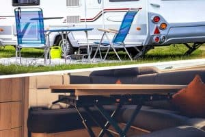 RV Table & Chairs VS Dinette: Which to choose?