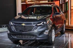 Does Chevy Equinox Have Leather Seats?