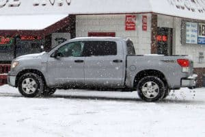 Are Pickup Trucks Good in Snow?