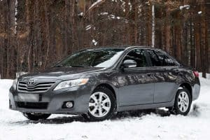 Can a Toyota Camry Drive in Snow?