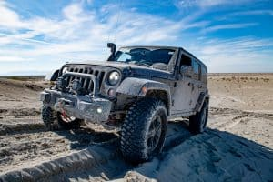 Does Jeep Wrangler Have A V8 Engine?