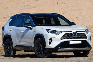 Can a Toyota RAV4 Go Off Road?