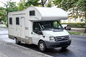 sanitize rv fresh water system without bleach