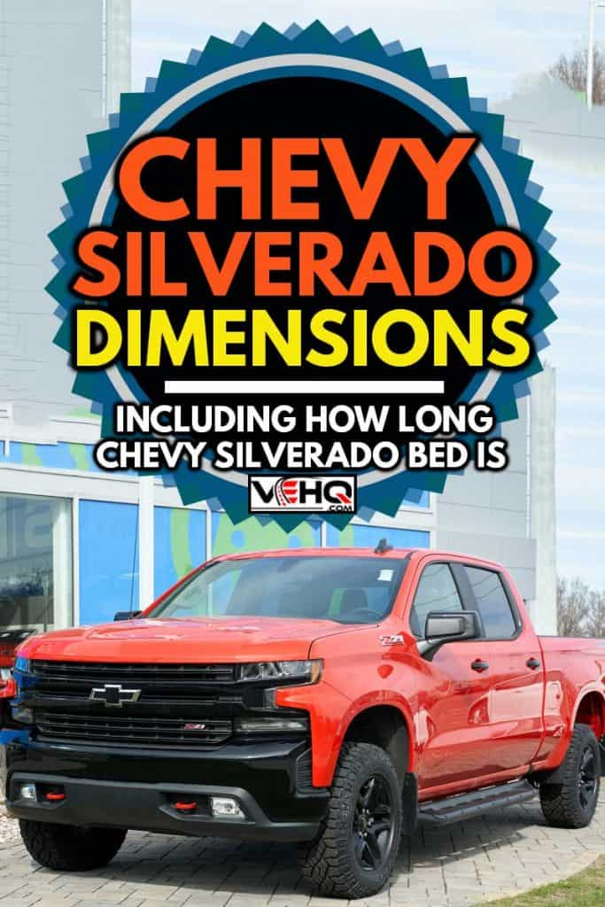 Red Chevy Silverado car. Chevrolet colloquially referred to as Chevy and formally the Chevrolet Division of General Motors American car manufaturing Company, Chevy Silverado Dimensions [Inc. How Long a Chevy Silverado Bed Is]