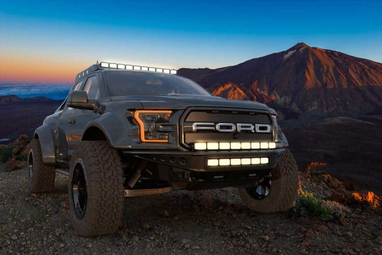 Ford F-150 Raptor - Most Extreme Production Truck On The Planet while driving in extreme off-road, Is the F-150 Good in Snow? [See for Yourself!]