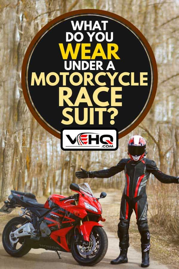 Motorcyclist in full gear and helmet with a red and black motorcycle, Does Jeep Renegade Come With A Spare Tire?