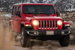 Does Jeep Wrangler Have Bluetooth? [Various models reviewed]
