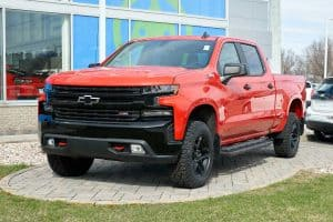 Read more about the article Chevy Silverado Dimensions [Inc. How Long a Chevy Silverado Bed Is]