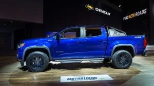 Does the Chevy Colorado Have a Sunroof?