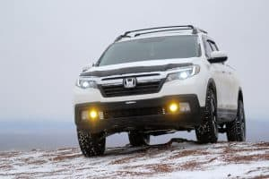 Is the Honda Ridgeline a 4WD?