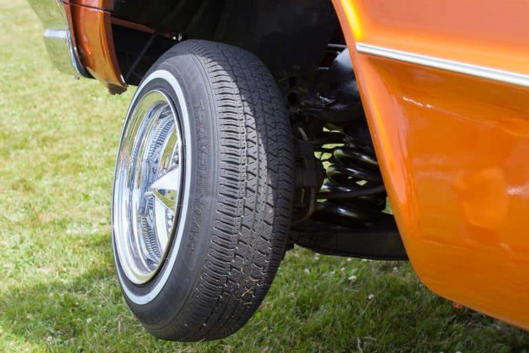 Orange car with a hydraulic lift system, How Much Does It Cost To Put Hydraulics in a Car?