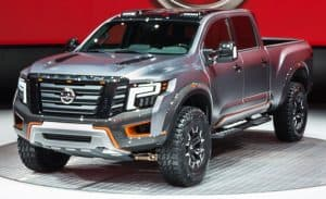 Does the Nissan Titan have Apple CarPlay?