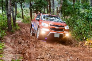 How Much Does a Chevy Colorado Weigh? [By Model and Trim Level]
