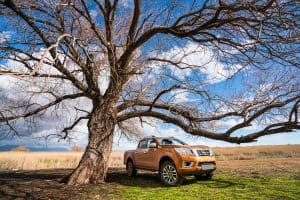 Is the Nissan Frontier a Full-size 1/2 Ton Truck?