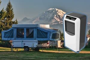 5 Best Portable Air Conditioners For Pop-Up Camper