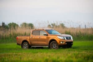 Can A Nissan Frontier Tow A Travel Trailer?