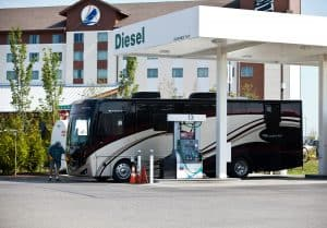 Read more about the article What's the Size of a Motorhome Gas Tank? (Inc. Cost To Fill It Up)