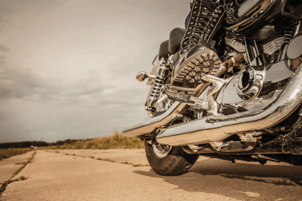 Biker girl riding on a motorcycle. 15 Of The Best Commuter Motorcycles To Consider