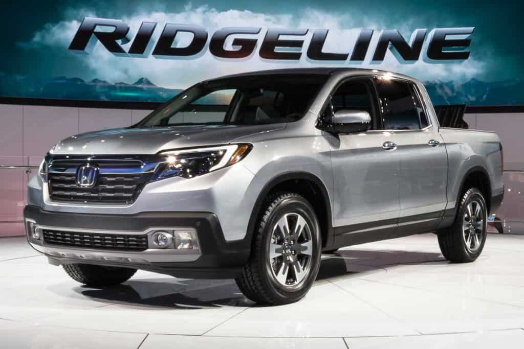 Honda Ridgeline Pickup Truck at the North American International Auto Show, What Truck Models Come In Double Cab? [Full-Size And Midsize 2021]