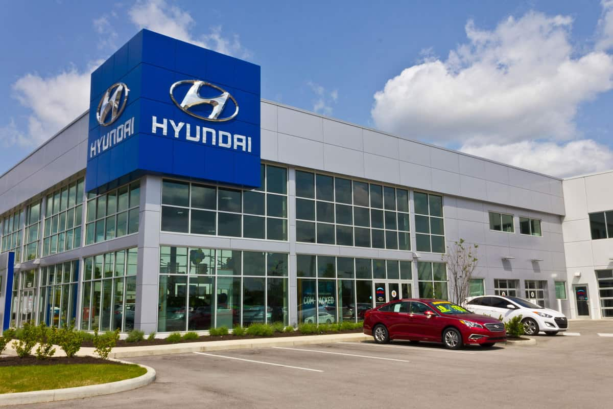Hyundai Motor Company Dealership