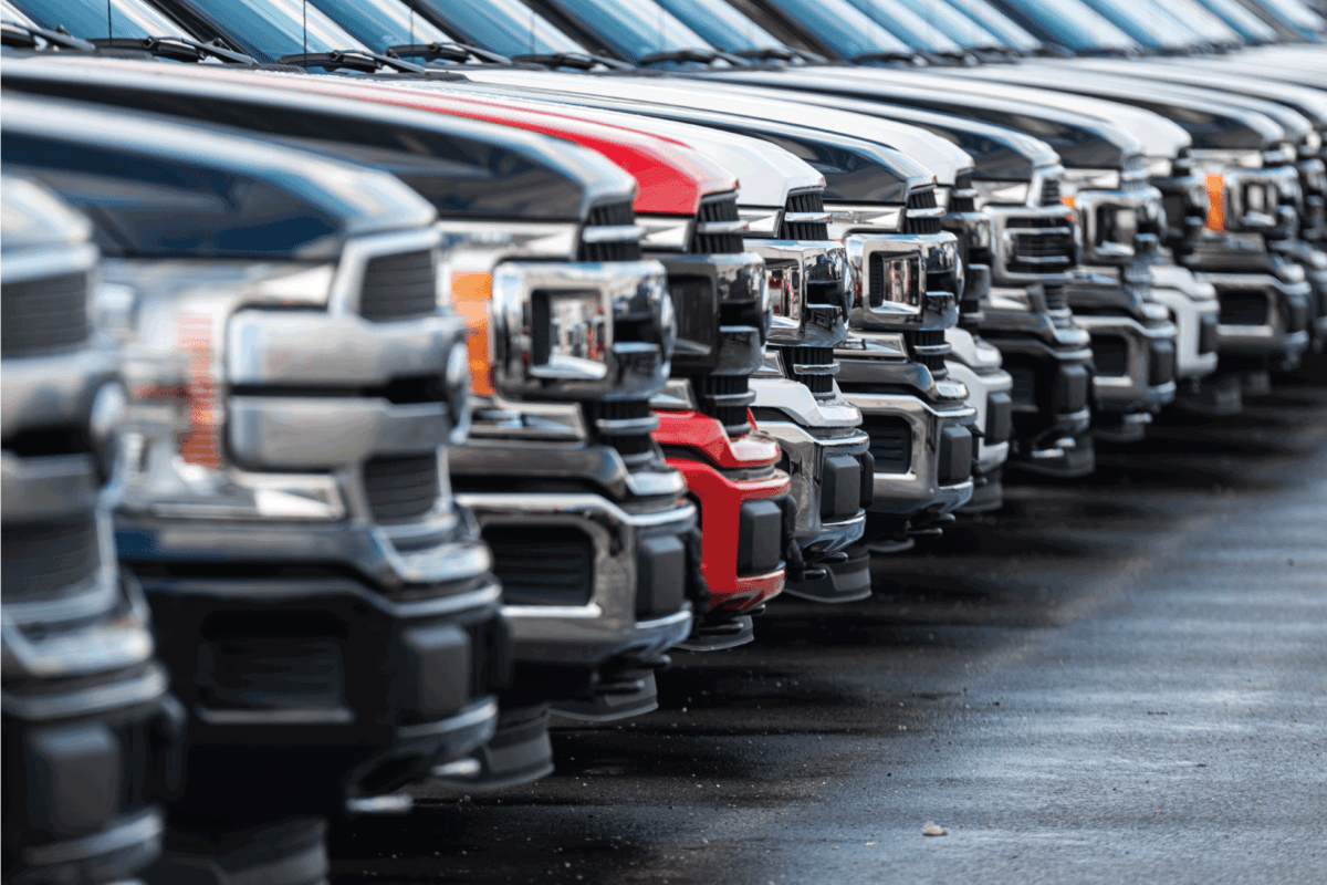 2020 Ford F-150 Pickup Trucks at a Ford dealership, What's The Best Oil For A Ford F-150