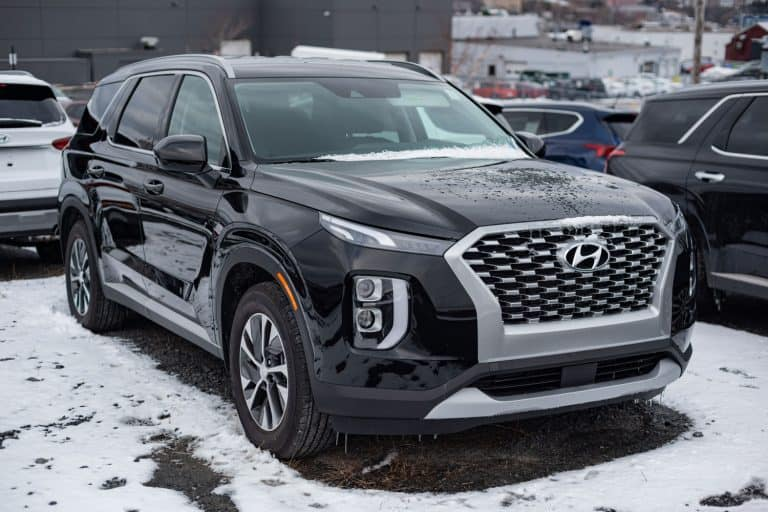2020 Hyundai Palisade suv at a dealership in Halifax's North End, Is The Hyundai Palisade Good In Snow
