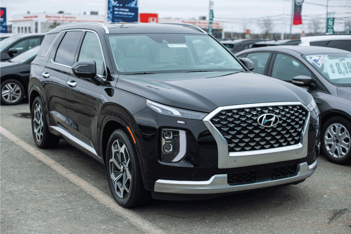 Does The Hyundai Palisade Have A Spare Tire
