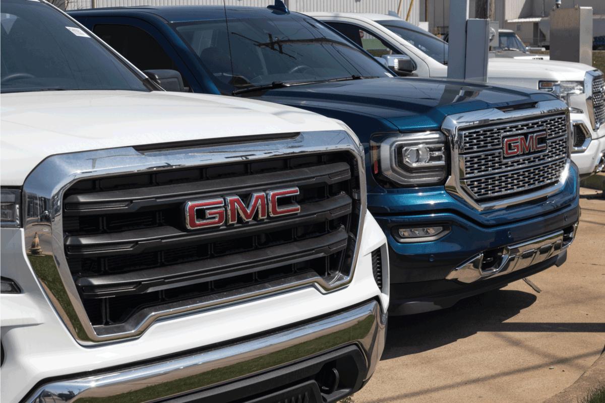 GMC Yukon Truck and SUV dealership