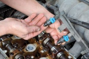 Read more about the article Leaking Fuel Injector – Symptoms And What To Do