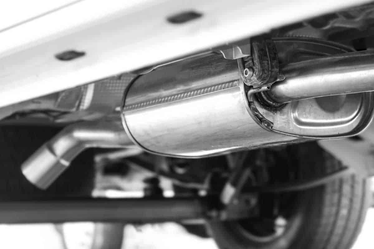 New exhaust system with catalytic converter, How Long Does A Catalytic Converter Last?