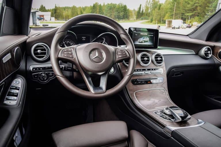 Photo of high-quality interior of Mercedes-Benz GLC 350 e Plug-In Hybrid, What SUVs Have Heated And Cooled Seats?