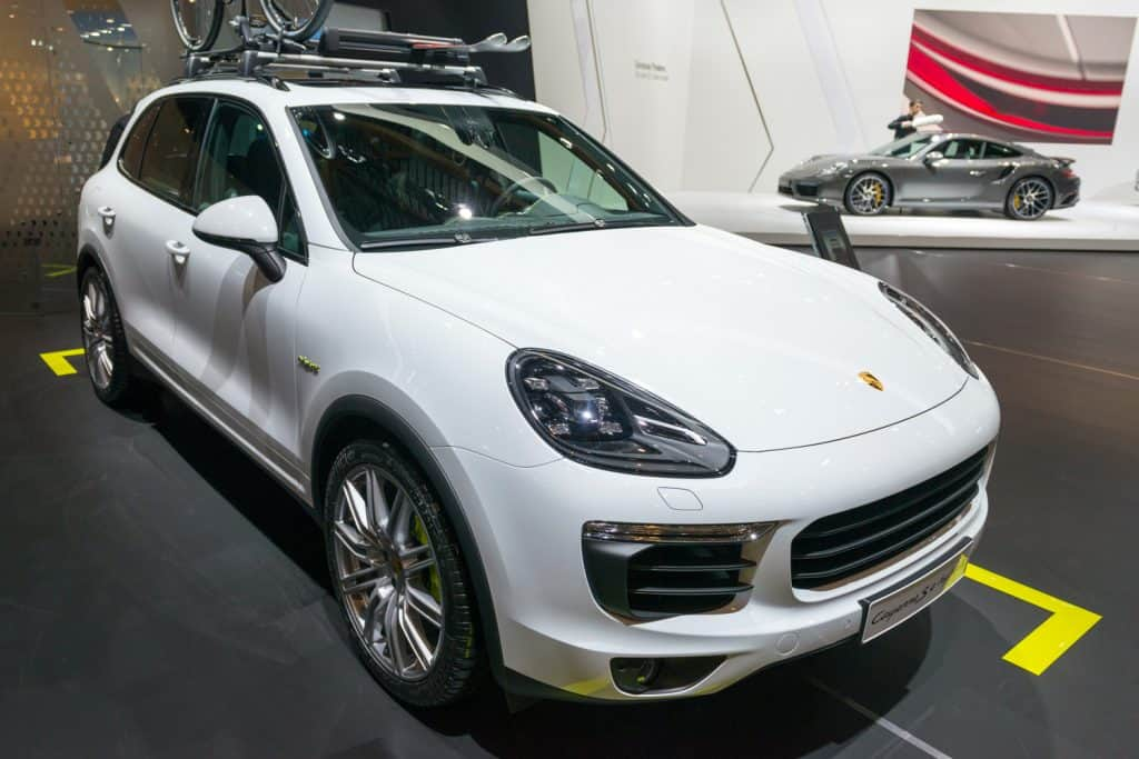 Porsche Cayenne S E-Hybrid SUV