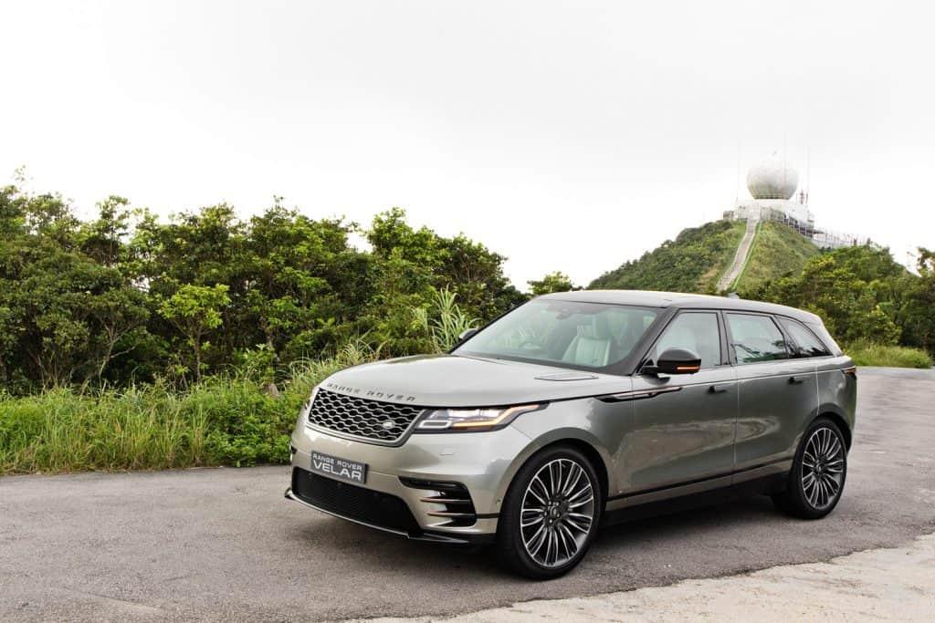 Range Rover Velar 2017 Test Drive Day