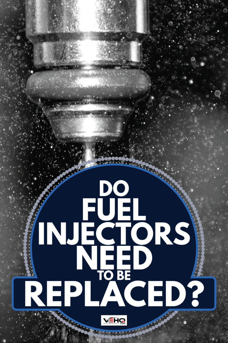 fuel injector in action closeup. Do Fuel Injectors Need To Be Replaced