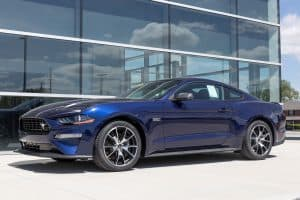 Read more about the article What Ford Mustang Has The Most Horsepower?
