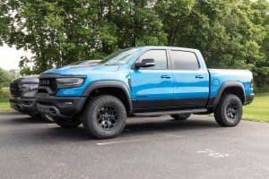Read more about the article Can You Flat Tow A Ram 1500?