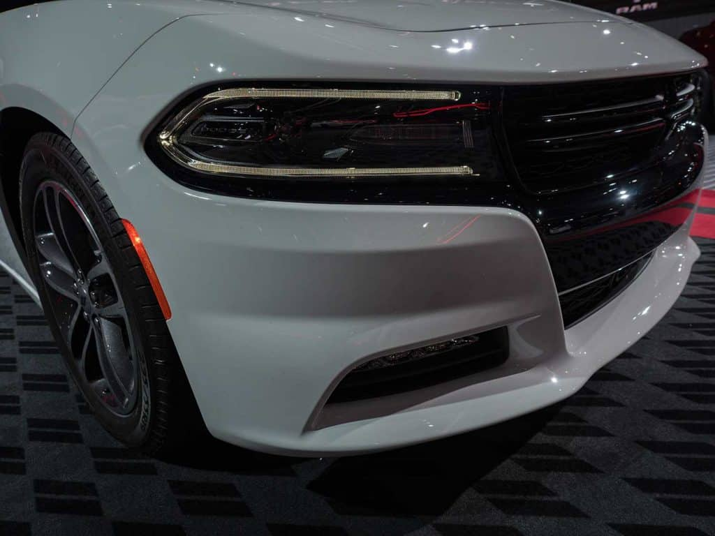Dodge Charger GT AWD on display during International Auto Show