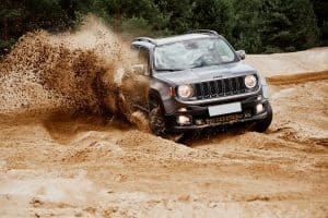 Read more about the article Can You Flat Tow A Jeep Renegade?