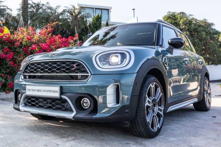 Mini Cooper Countryman 2020 test drive day, Can You Flat Tow A Mini Cooper?
