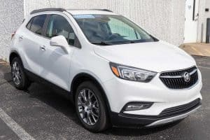 Read more about the article Can A Buick Encore Pull A Trailer?